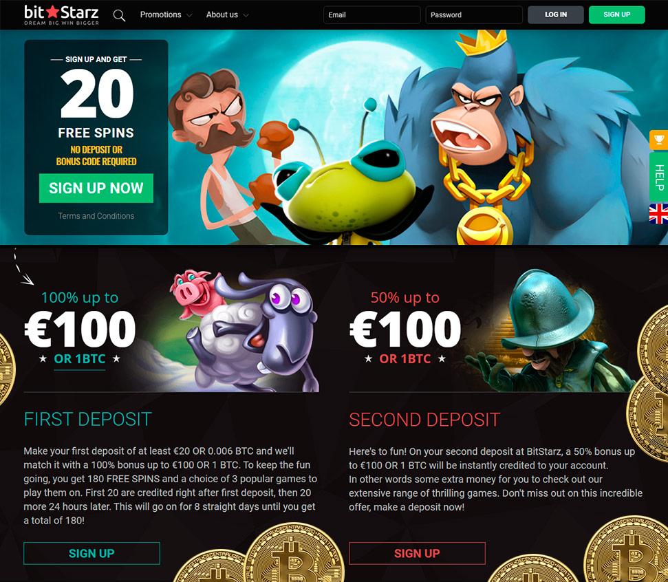 Bitstarz casino casinomeister