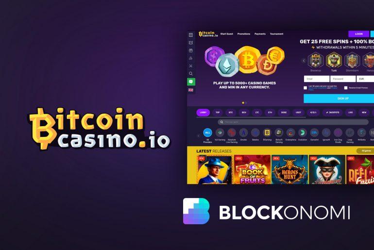 Онлайн bitcoin казино эволюшн