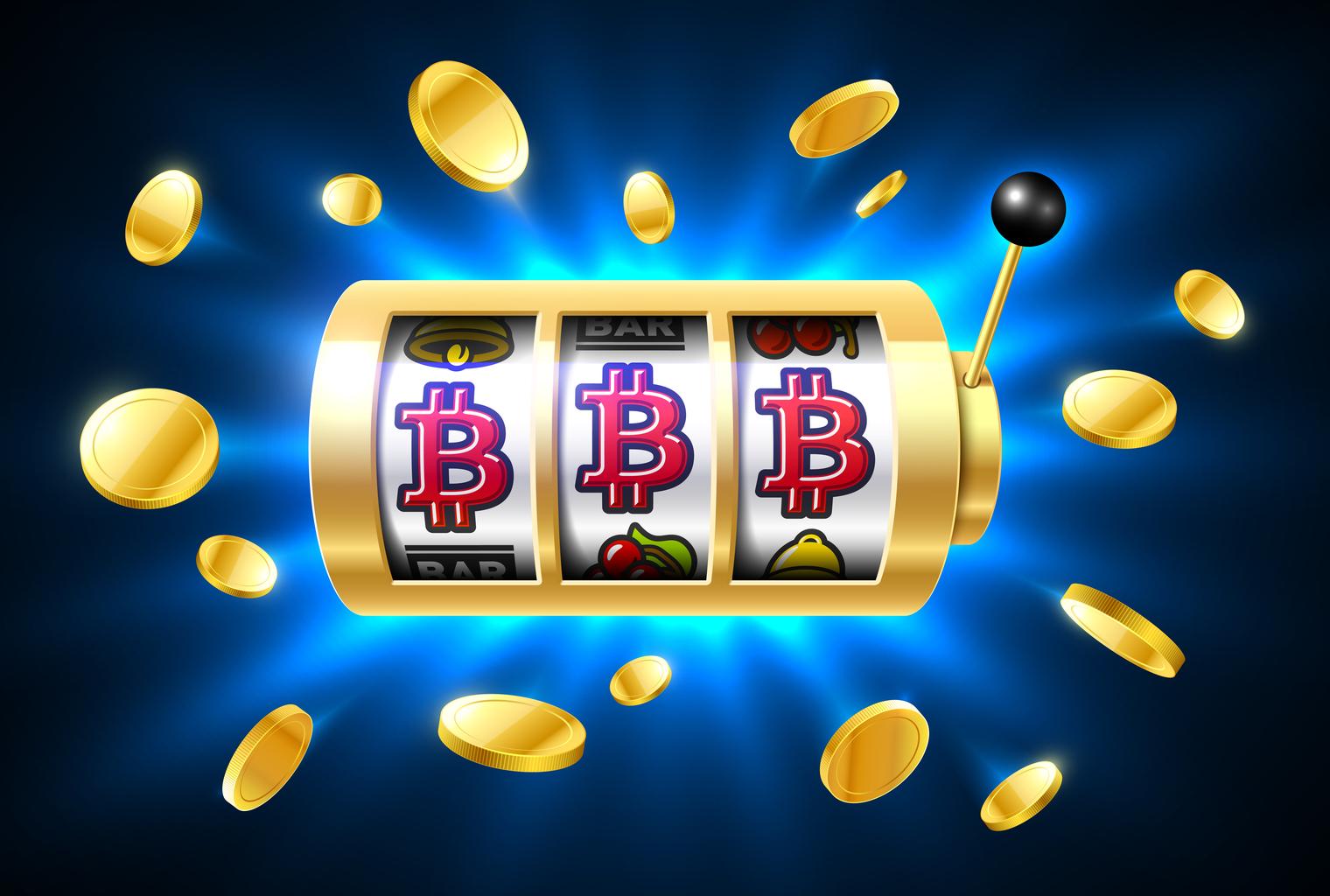 Bitcoin casino bitcoin slot games tips
